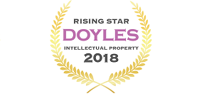 Doyles Rising Star Lawyer badge