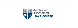Member of QLD Law Society badge